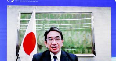 """CCTV大富报道:中日新时代健康论坛举行 提出""""人类健康、地球健康""""合作理念"""