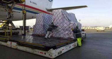 日本、アリババ会長を通じ防護服10万着を追加支援